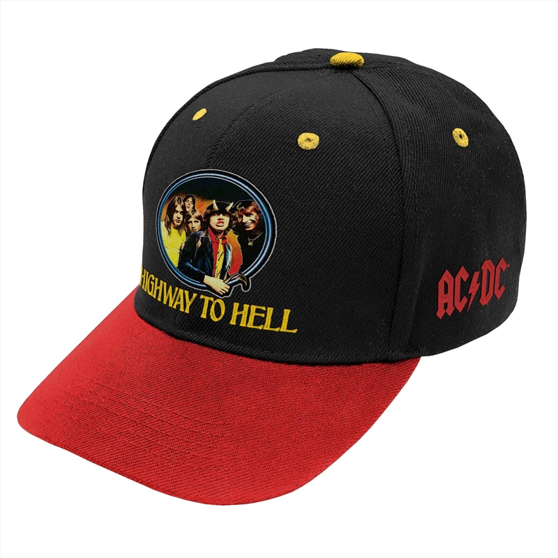 AC/DC Highway To Hell Baseball Hat Cap | Apparel