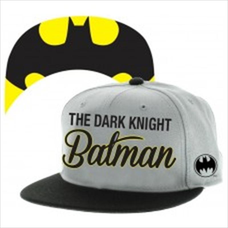 Dark Knight Batman Cap | Apparel