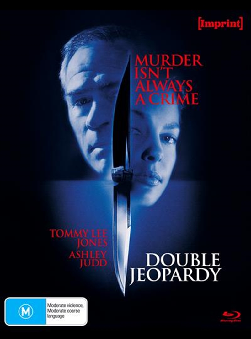 Double Jeopardy   Imprint Collection 66   Blu-ray