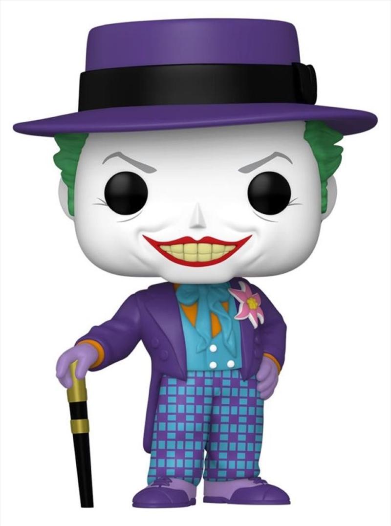 """Batman (1989) - Joker with Hat US Exclusive 10"""" Pop! Vinyl [RS]   Pop Vinyl"""