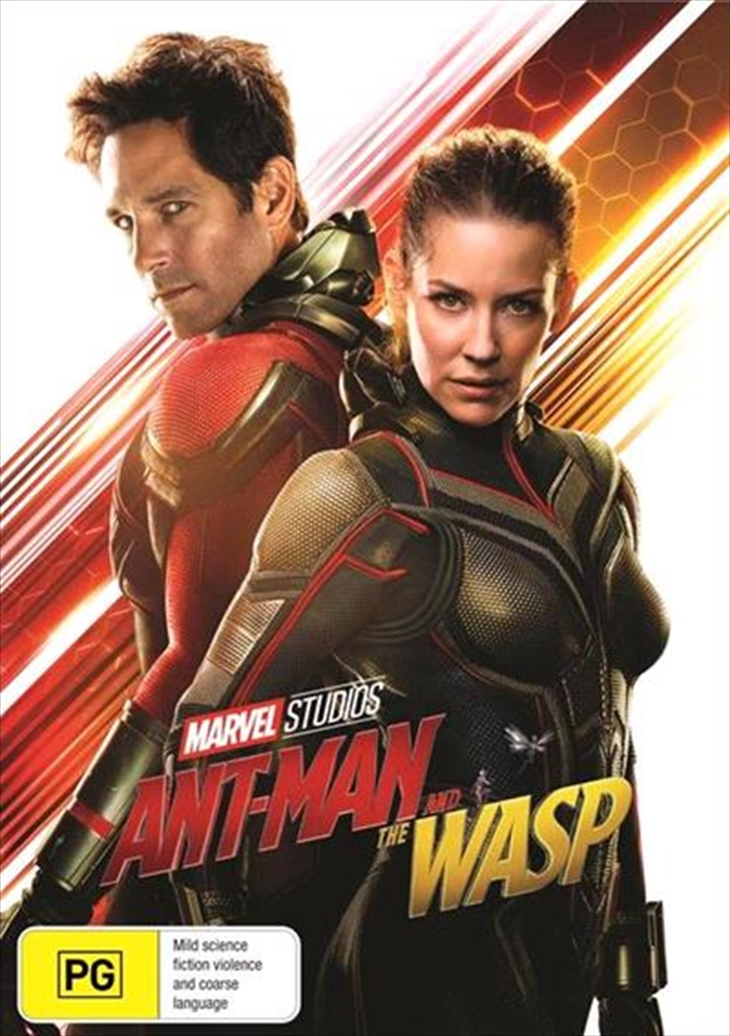 Ant-Man And The Wasp | DVD