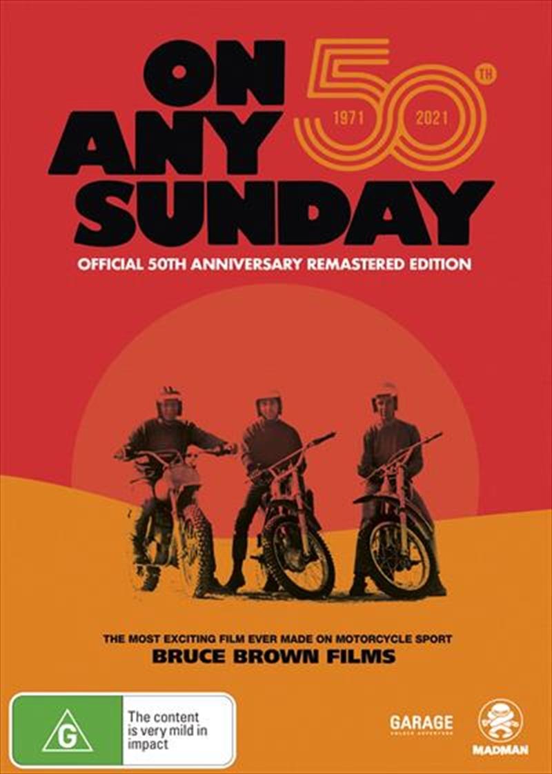 On Any Sunday | DVD