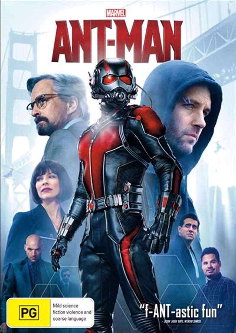 Ant-Man   DVD