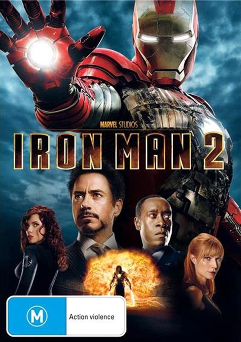 Iron Man 2 | DVD