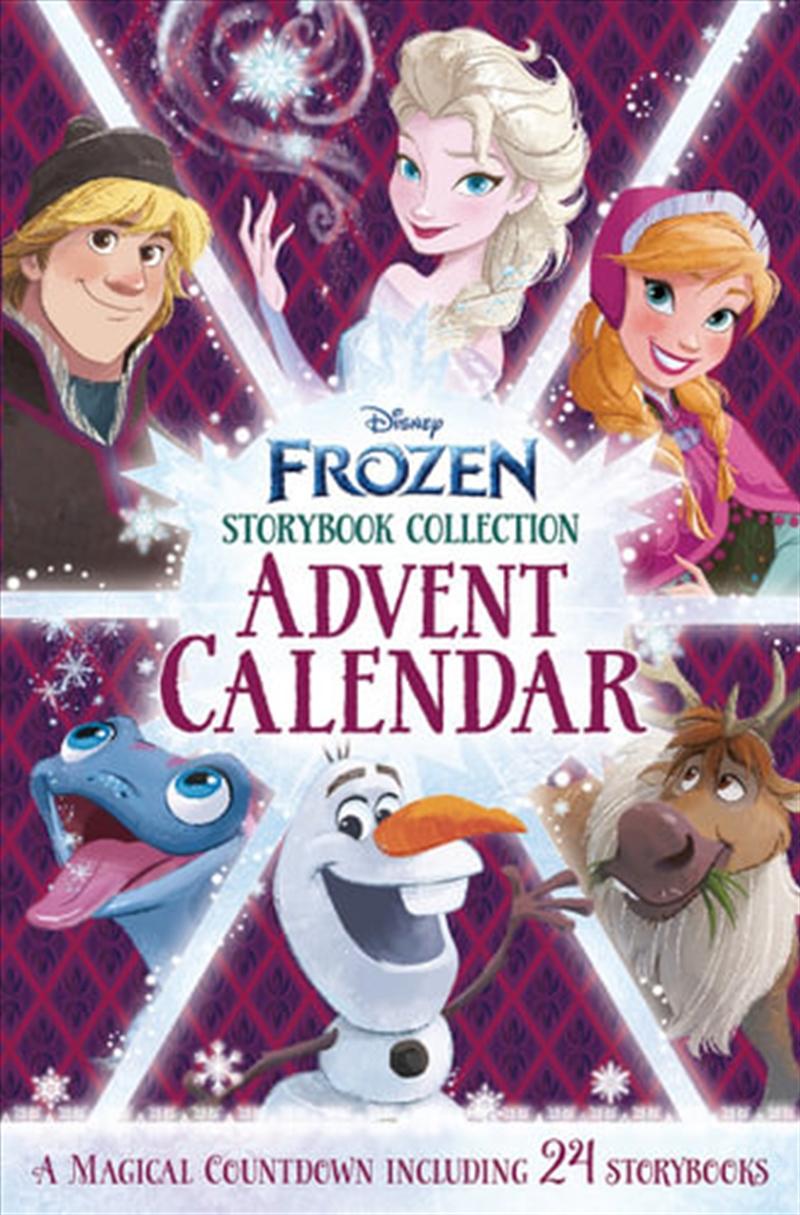 Frozen Storybook Collection - Advent Calendar | Hardback Book