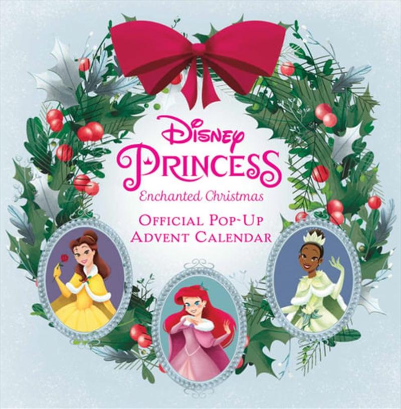 Princess Enchanted Christmas Advent Calendar | Books