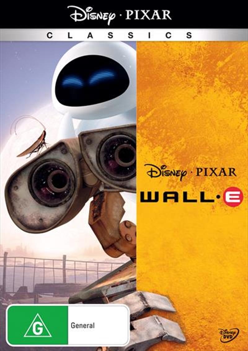 Wall-E   Pixar Collection   DVD