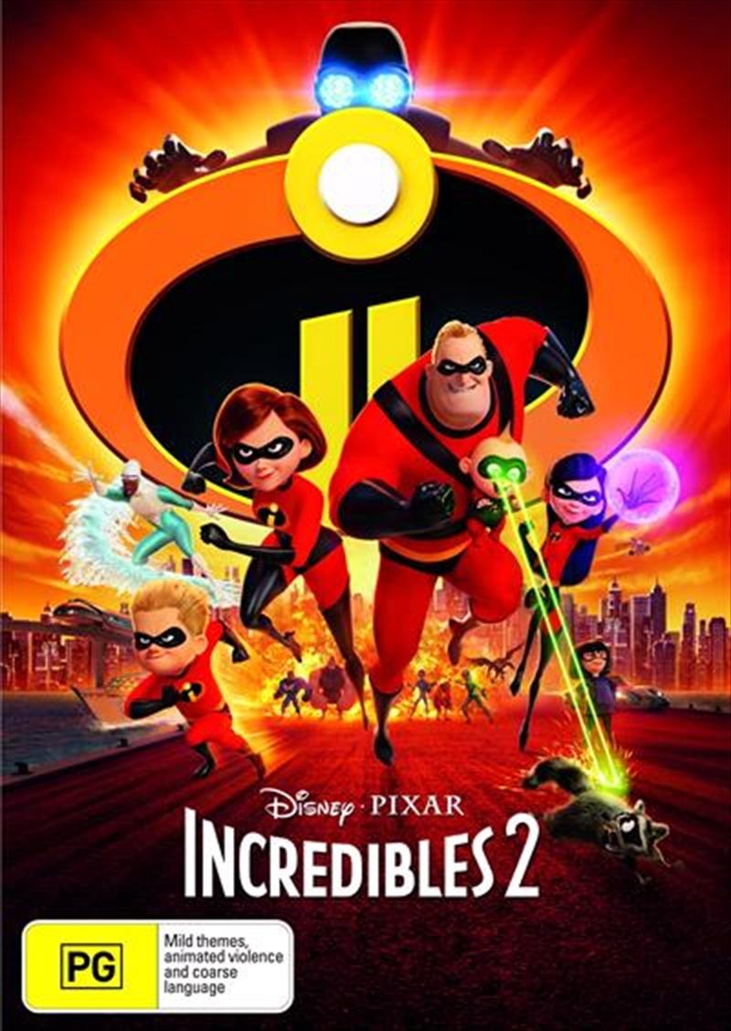 Incredibles 2 | DVD