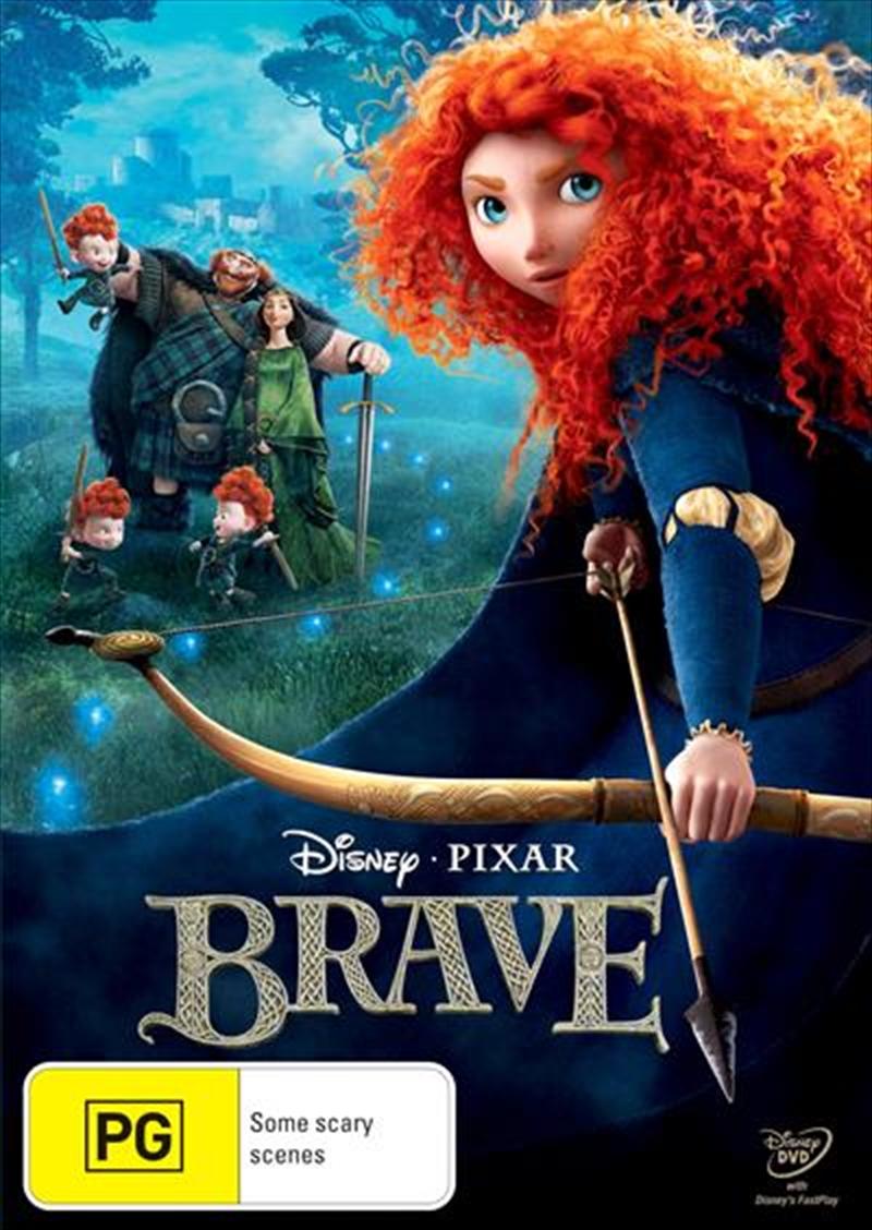 Brave | DVD