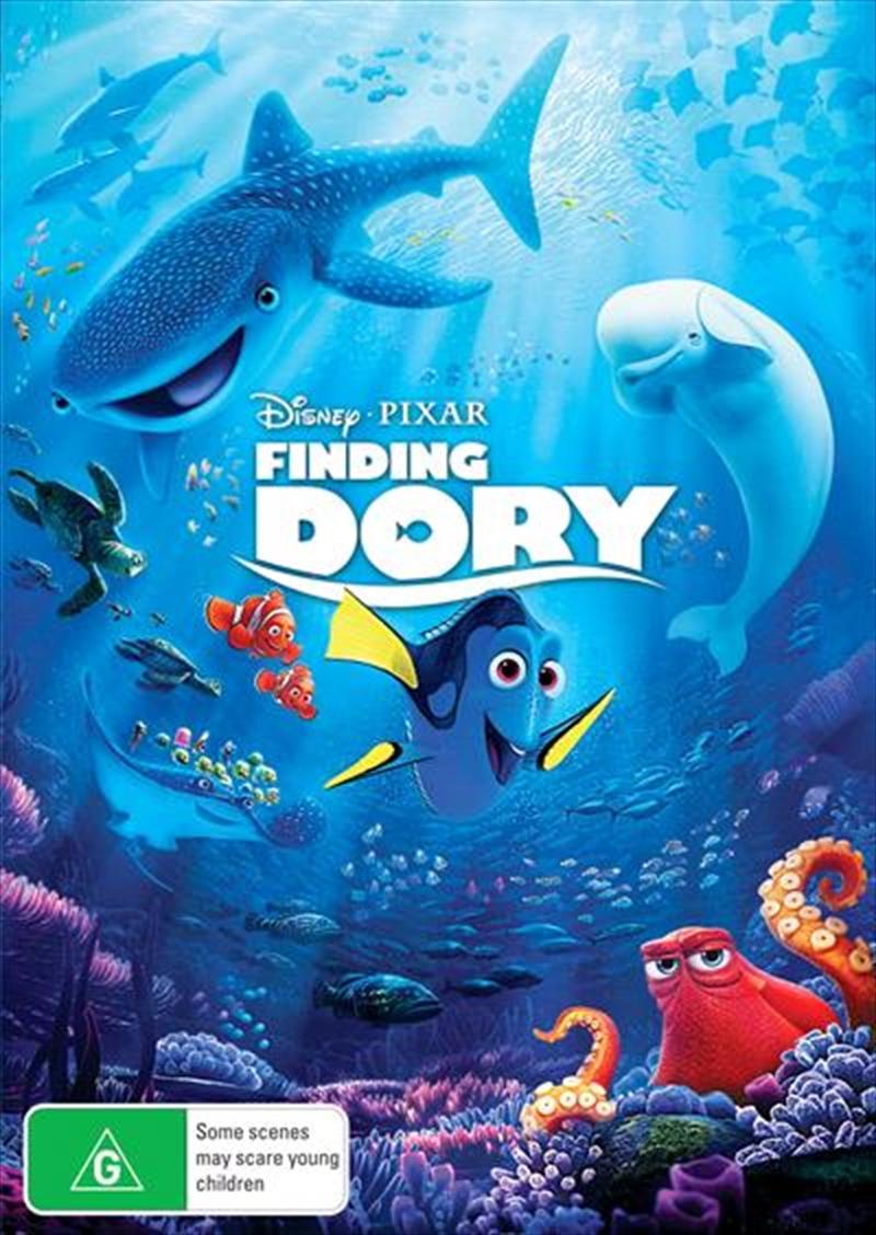 Finding Dory | DVD