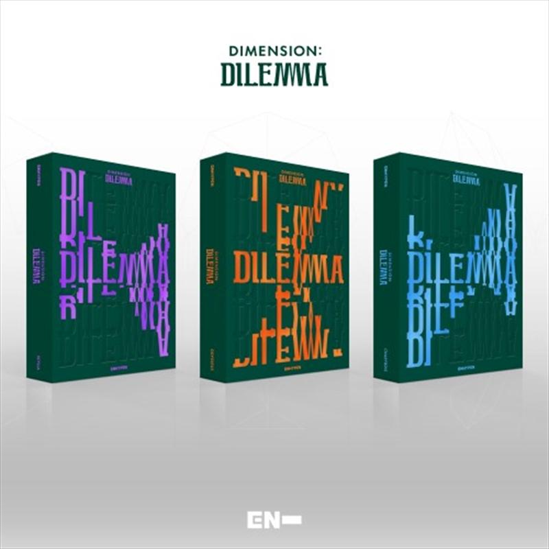Dimension: Dilemma: Random   CD