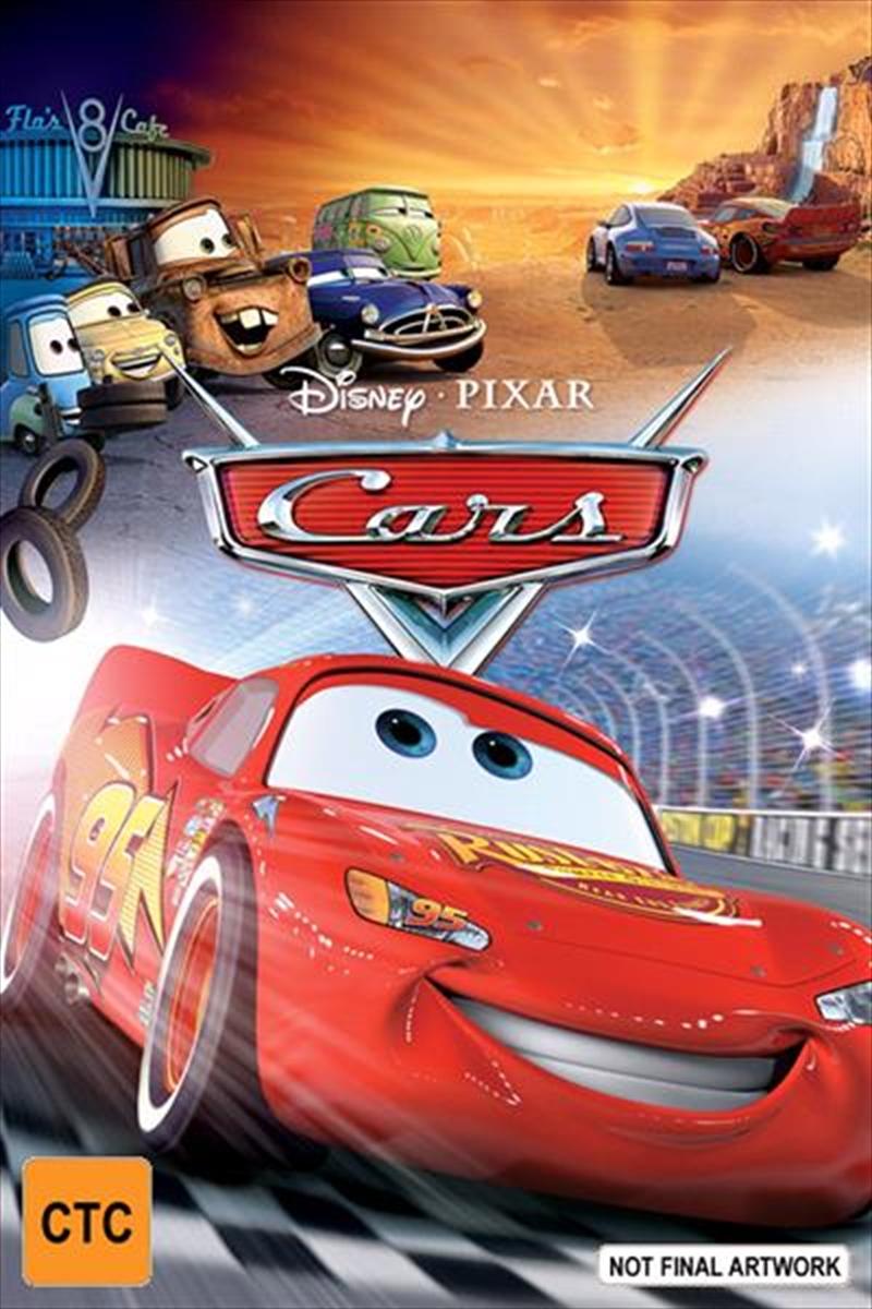 Cars | Pixar Collection | DVD