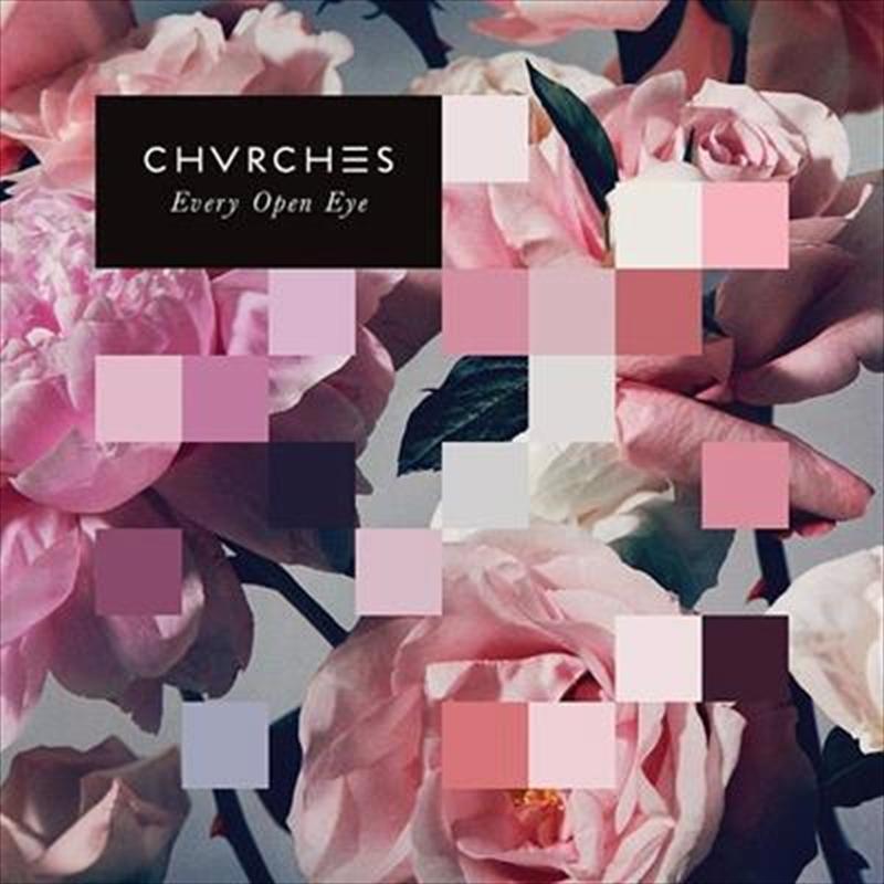Every Open Eye - Pink Coloured Vinyl | Vinyl