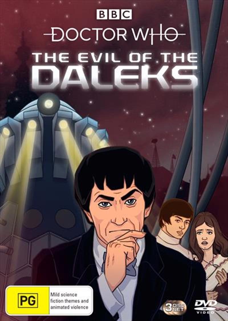Doctor Who - Evil Of The Daleks | DVD