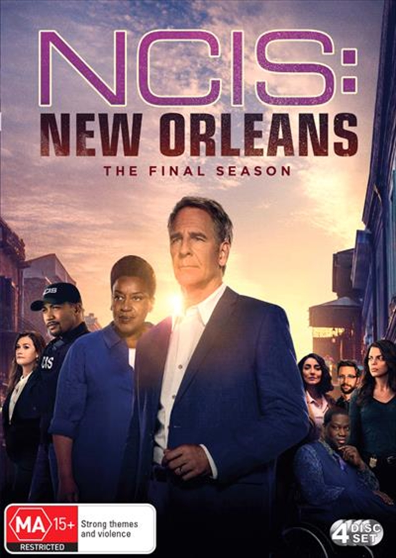 NCIS - New Orleans - Season 7   DVD