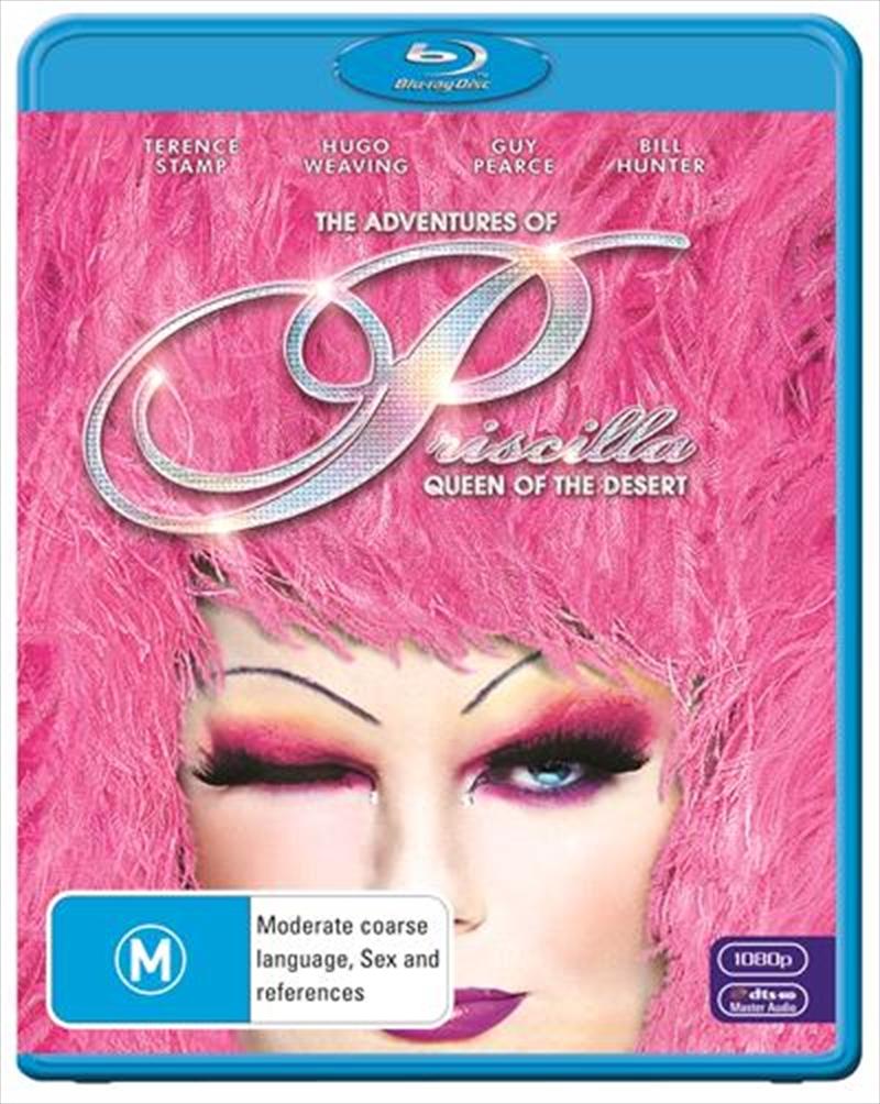 Adventures Of Priscilla - Queen Of The Desert, The | Blu-ray