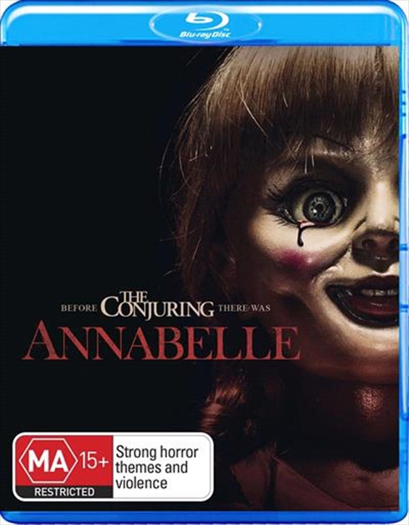 Annabelle | Blu-ray