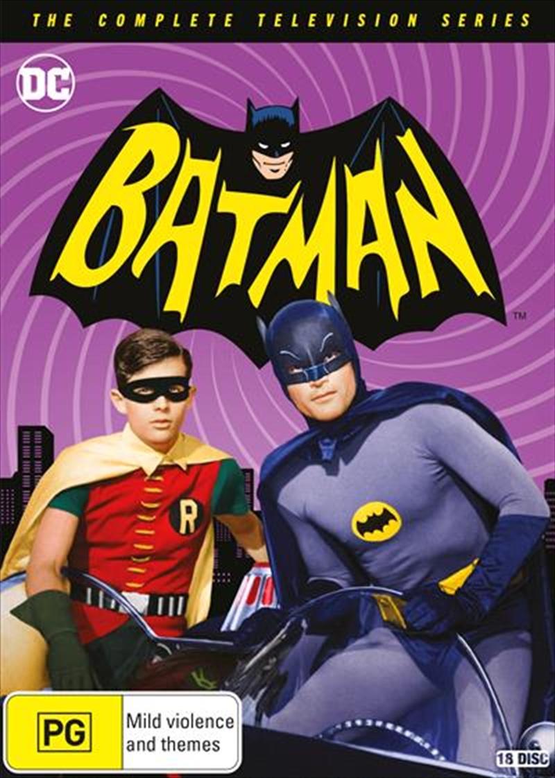 Batman | 1966 - 1968 TV Series | DVD