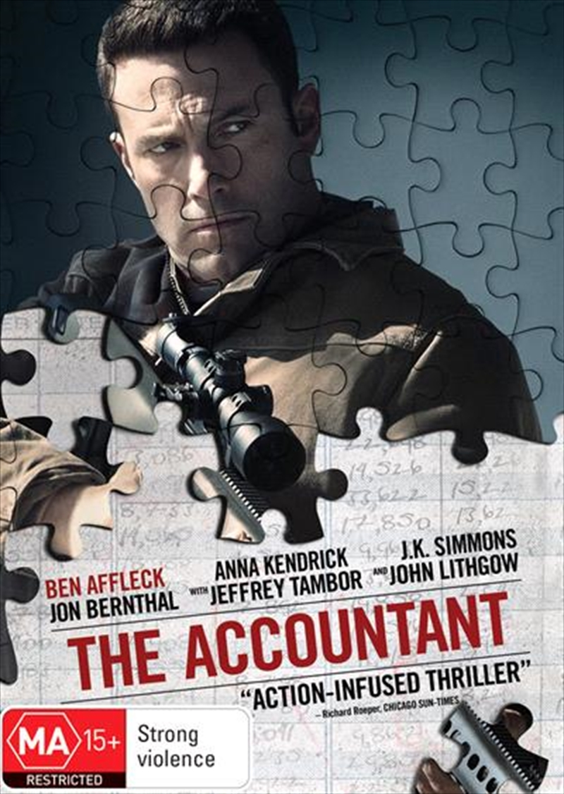 Accountant, The   DVD