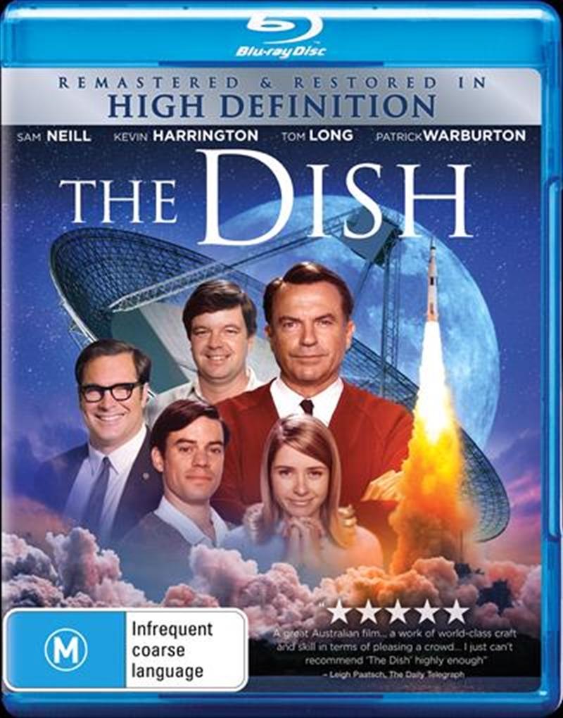 Dish, The | Blu-ray