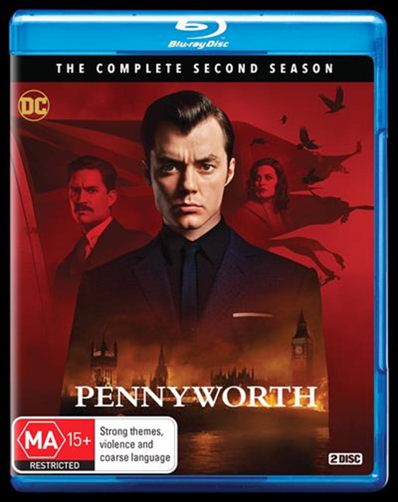 Pennyworth - Series 2 | Blu-ray