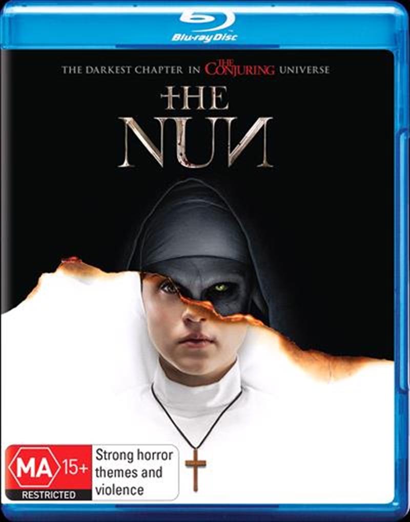 Nun, The | Blu-ray