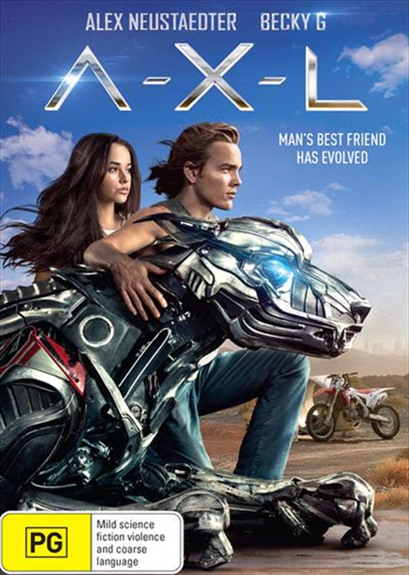 A.X.L. | DVD