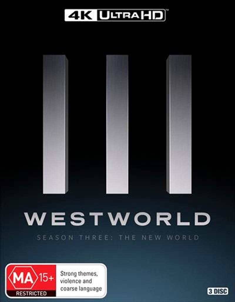 Westworld - Season 3   UHD   UHD
