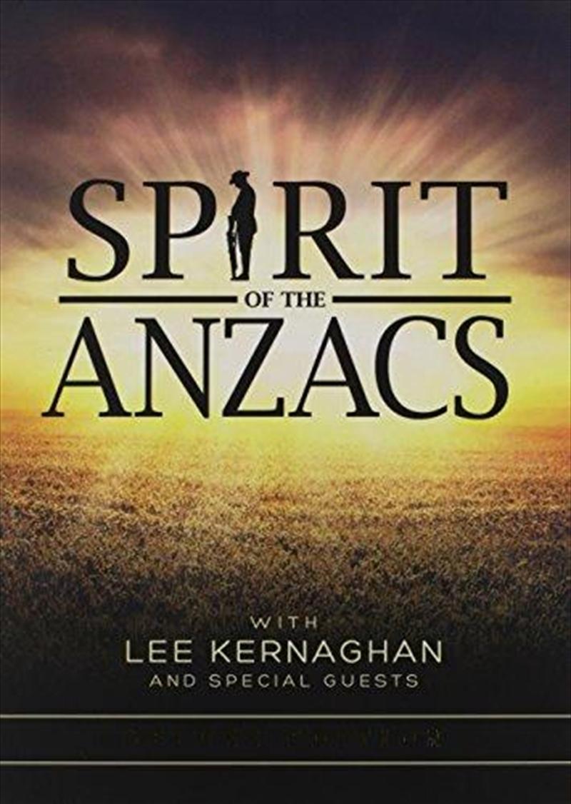 Spirit Of The Anzacs | CD
