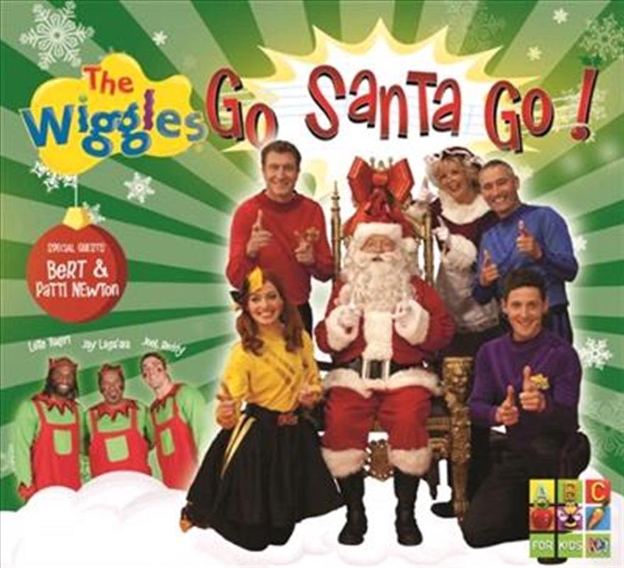 Go Santa Go!   CD