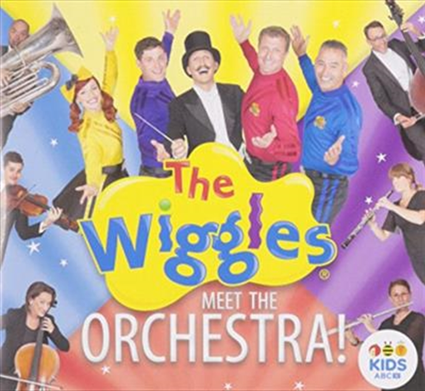 Wiggles Meet The Orchestra | CD