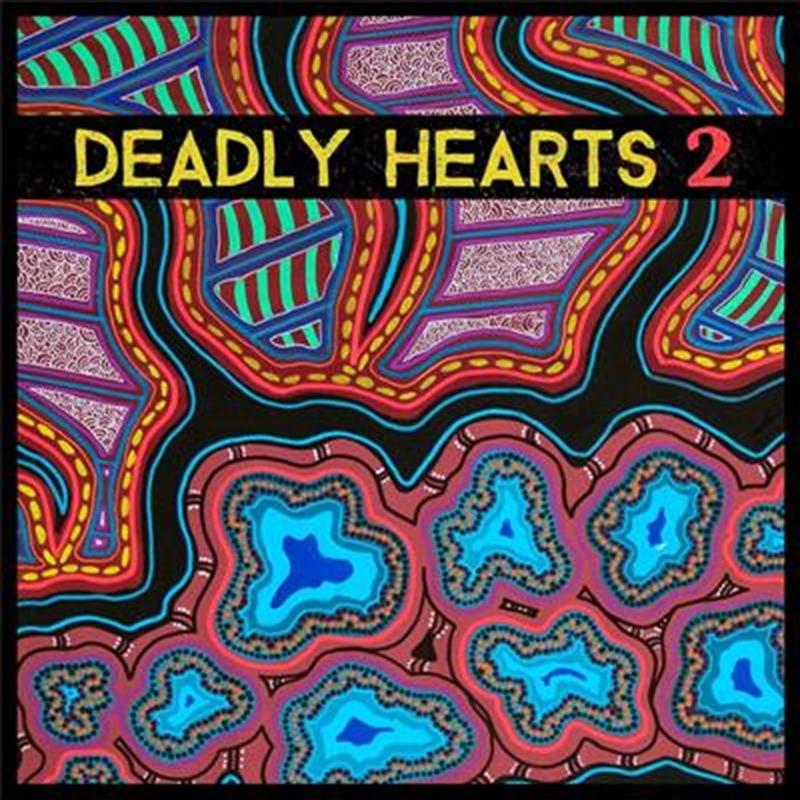 Deadly Hearts 2   CD