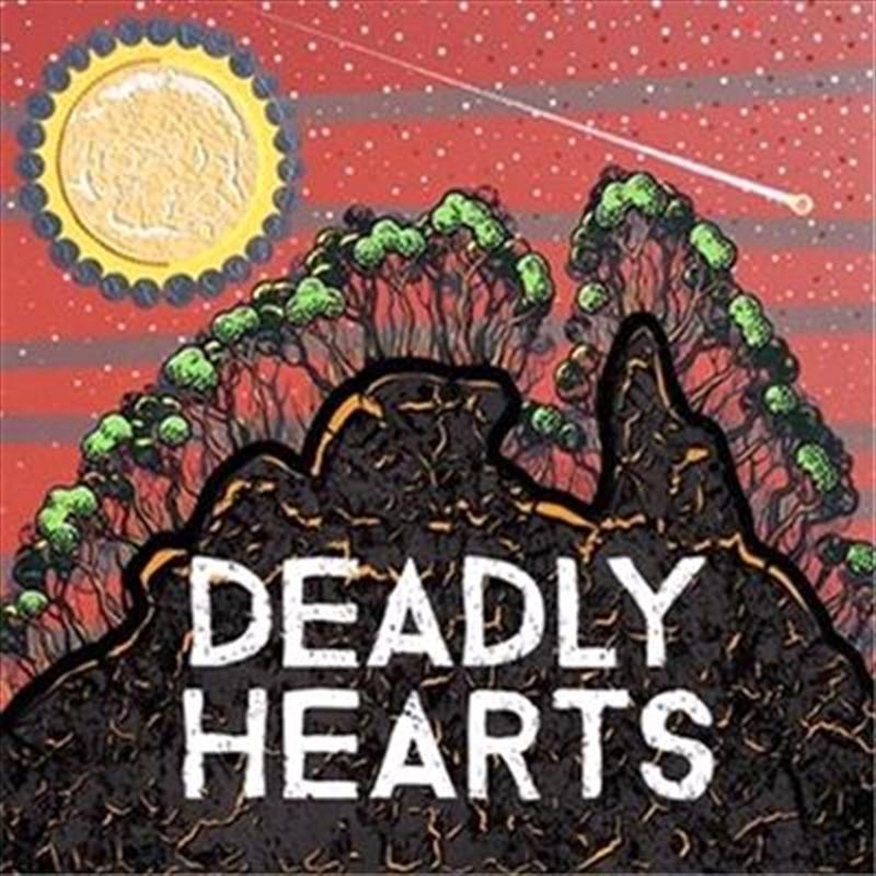 Deadly Hearts   CD
