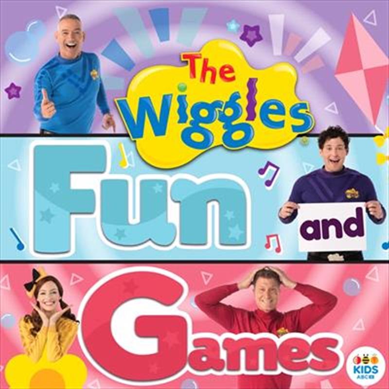 Fun And Games   CD