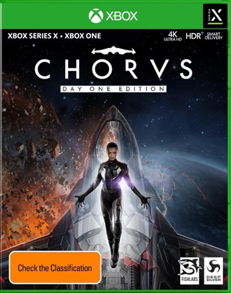 Chorus Day One Edition | XBOX Series X