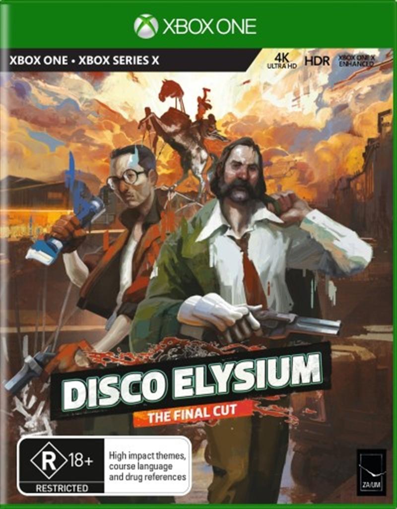 Disco Elysium The Final Cut | XBox One