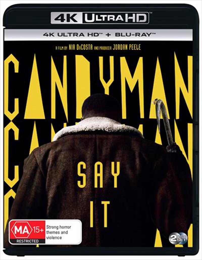 Candyman   Blu-ray + UHD   UHD