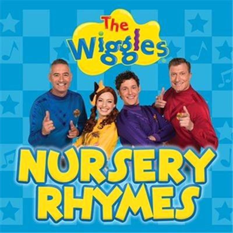 Wiggles Nursery Rhymes | CD