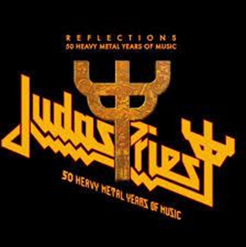 Reflections - 50 Heavy Metal Years Of Music   CD