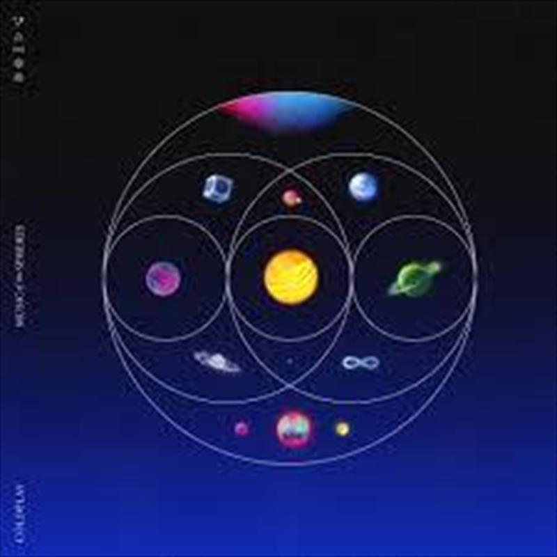 Music Of The Spheres - Splatter Vinyl | Vinyl