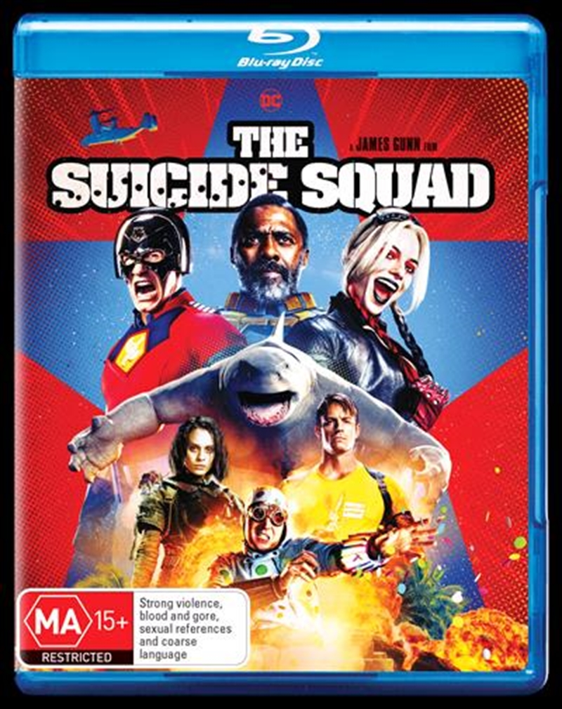 Suicide Squad, The | Blu-ray