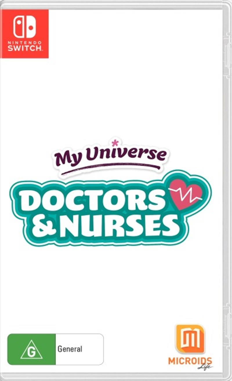 My Universe Doctors And Nurses | Nintendo Switch