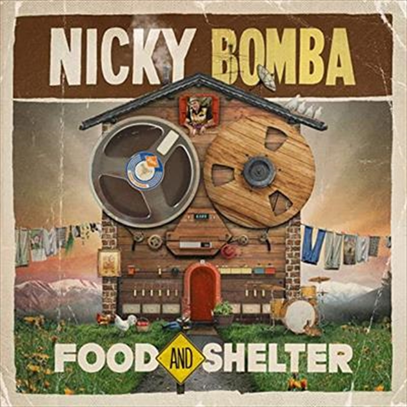 Food And Shelter | Vinyl