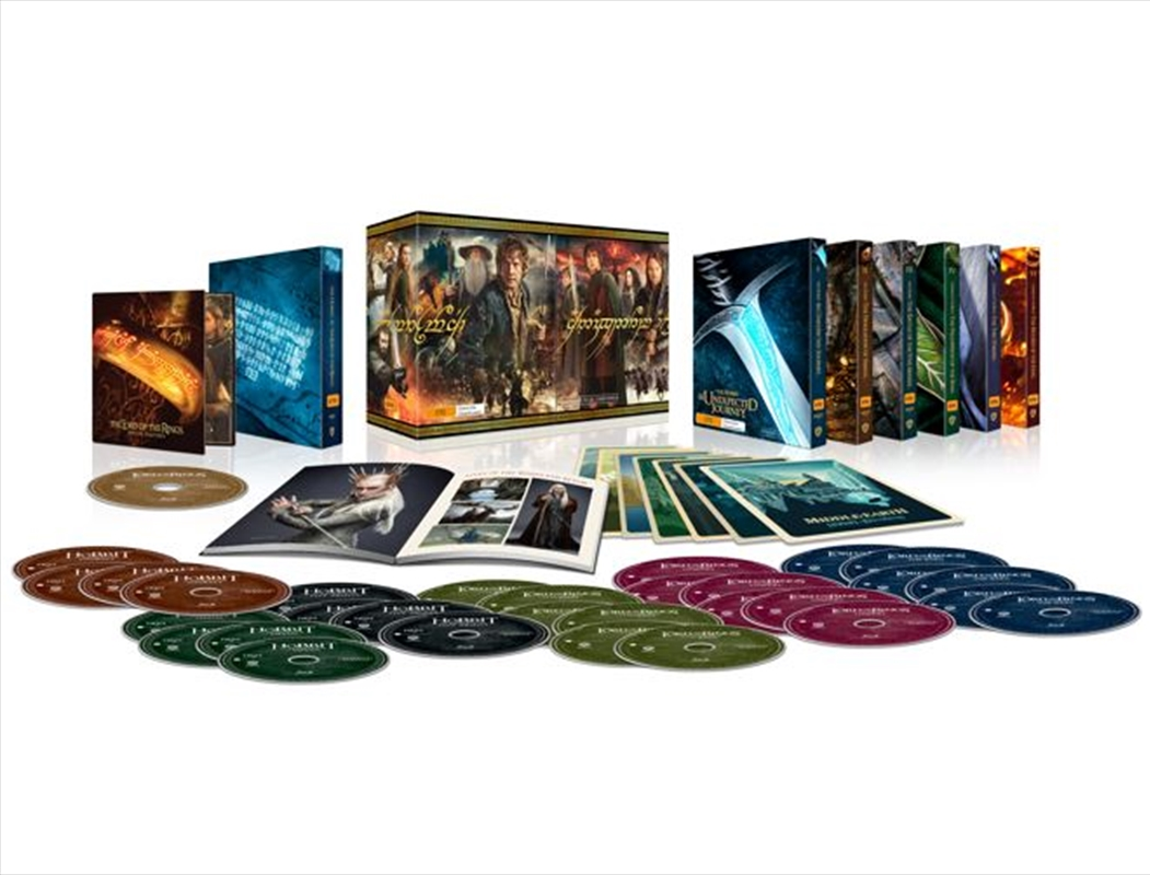 Middle Earth - Ultimate Collector's Edition - Limited Edition | UHD | UHD