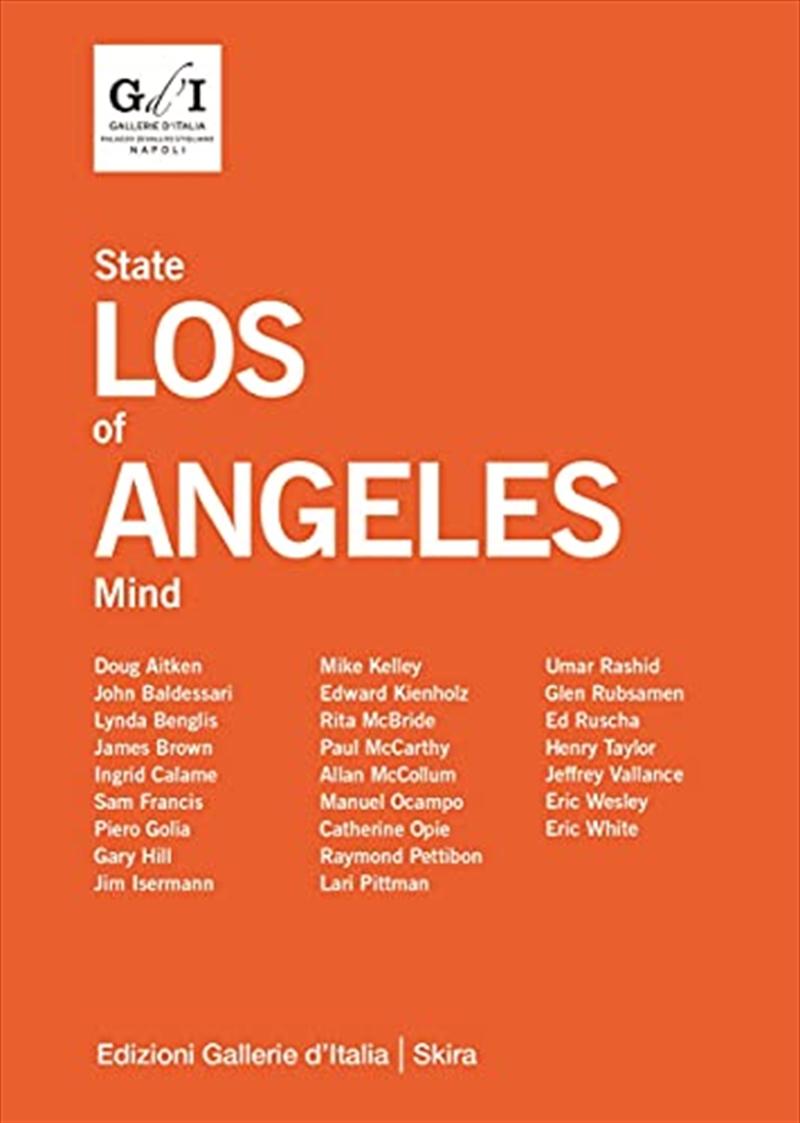 Los Angeles.: State of Mind | Hardback Book