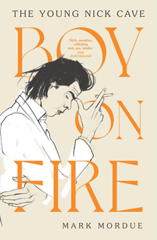 Boy On Fire | Paperback Book