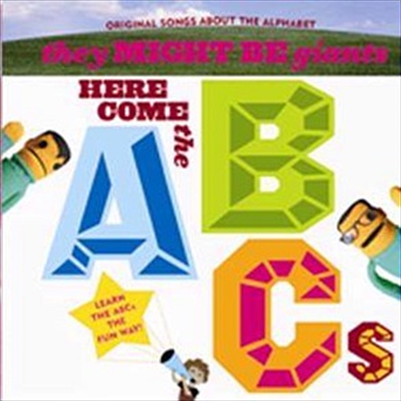 Here Come The Abcs | CD