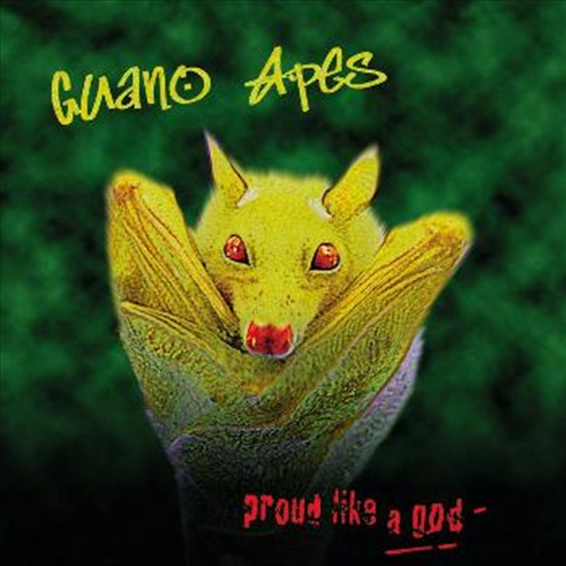 Proud Like A God | CD