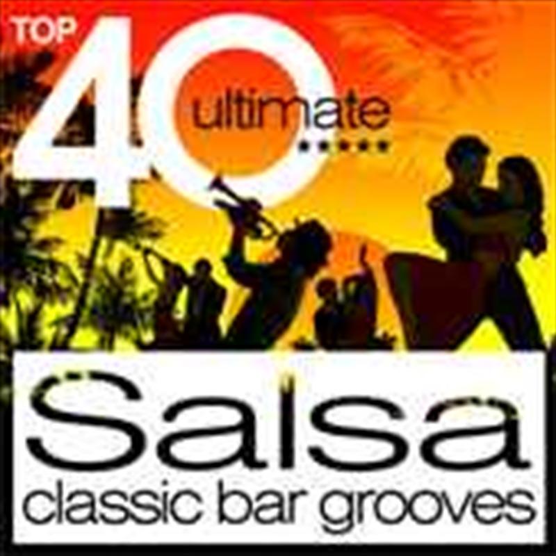 Top 40 Ultimate Salsa: 2cd | CD