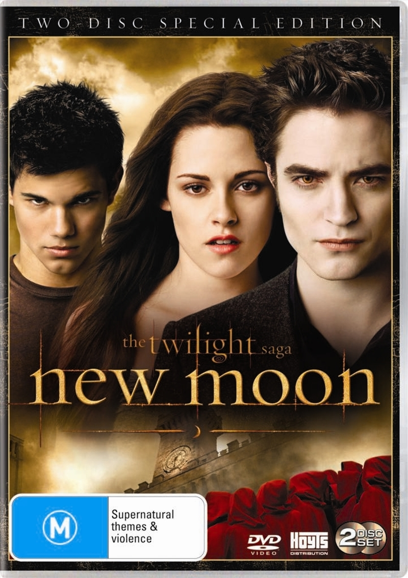 Twilight Saga: New Moon: 2 Disc Special Edition